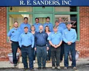 RE Sanders Plumbing