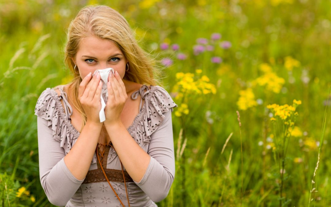 Your Air Conditioning Unit and Seasonal Allergy Relief